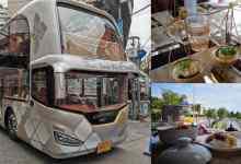 thai bus food tour - รีวิว Thai Bus Food Tour นั่งรถบัสกินอาหารระดับ Michelin รอบกรุง