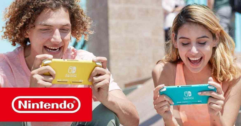 nintendo switch lite - เปิดตัว Nintendo Switch Lite เครื่องเล่นเกมพกพารุ่นเล็ก ถอดจอยไม่ได้ ในราคาประมาณ 6,100 บาท