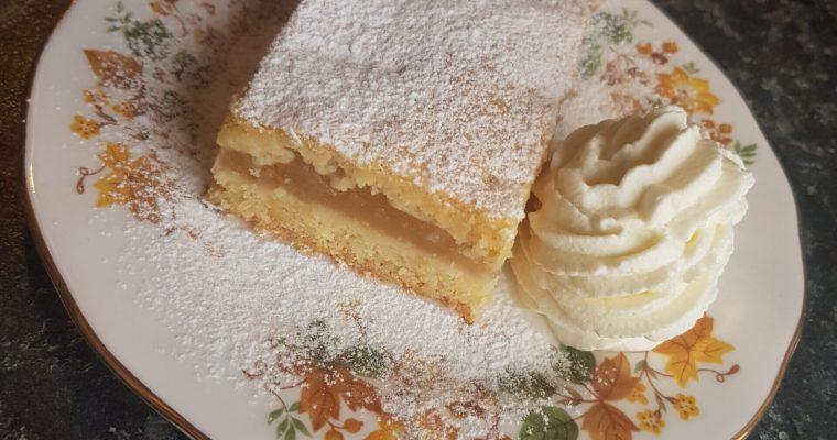Apple Shortcake slice