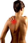 Shoulder Pain Relieved By Massage