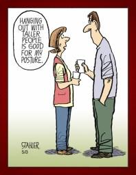 Posture Joke