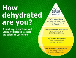 How dehydrated are you?