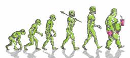 Dysevolution of Man
