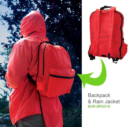 backpack jacket