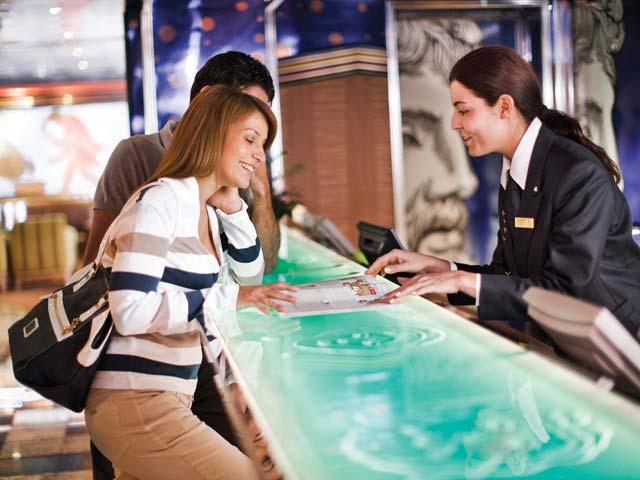 La Magie des Caraïbes avec le Costa Magica - Shopping et Services - 2