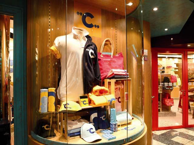 La Magie des Caraïbes avec le Costa Magica - Shopping et Services - 5