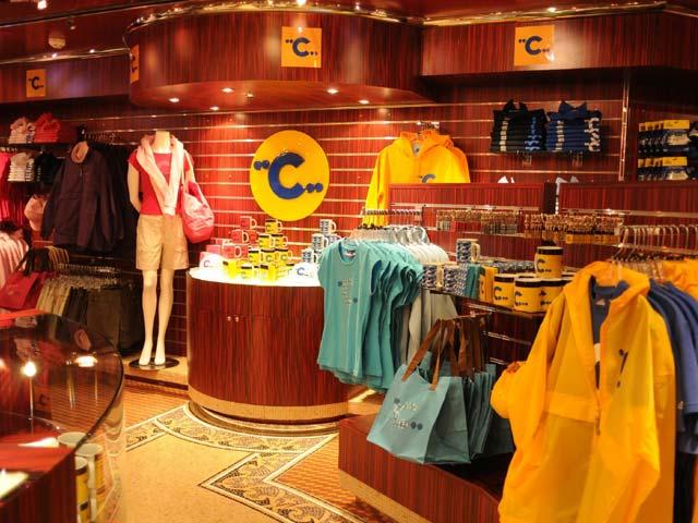 La Magie des Caraïbes avec le Costa Magica - Shopping et Services - 1
