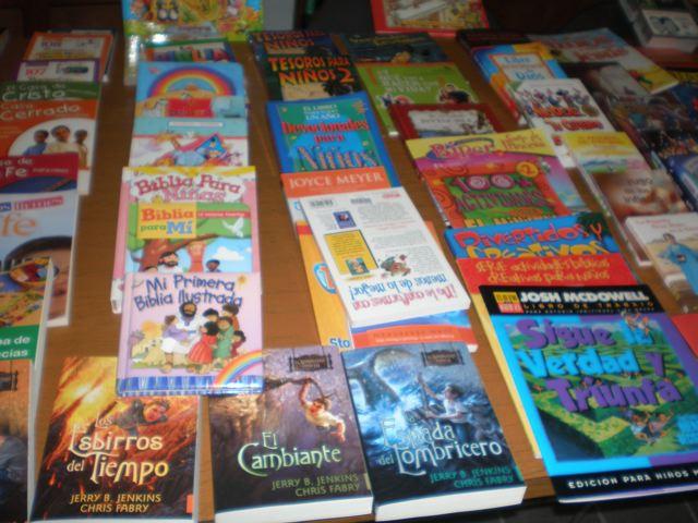 Bringing Books to Casa Hogar Douglas
