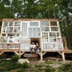Стъклена къща за 500 долара