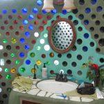 Рязане на стъклени бутилки за декорация