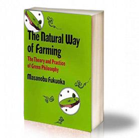 Book Cover: Natural way of farming - Masanobu Fukuoka
