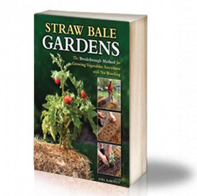 Book Cover: Straw Bale Gardens - Joel Karsten
