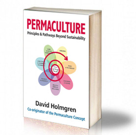 Book Cover: Permaculture Principles & Pathways Beyond Sustainability - David Homlgren