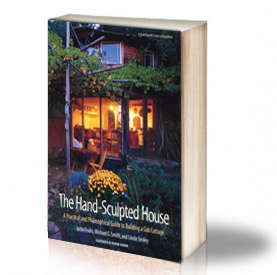 Book Cover: The Hand-Sculpted House - Ianto Evans