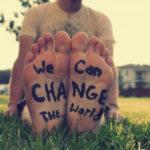 25 лесни начина, чрез които можете да промените света