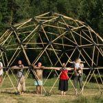 Семинари за строителство на геодезични куполи