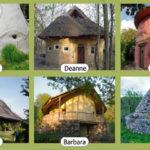 Вдъхновяващи къщи от естествени материали построени от жени – 2 част