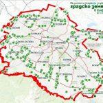 Онлайн-карта показва парцелите в София, подходящи за градско земеделие
