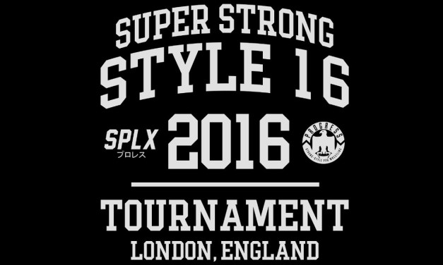 PROGRESS Chapter 30: Super Strong Style 16 (2016) Day 2 (May 30, 2016)
