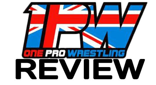 Random Reviews – 1PW Third Anniversary Show (RQW Archives – Part Two)