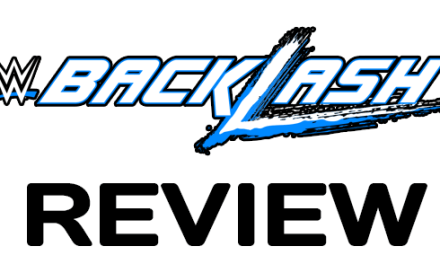 Backlash (2016) Review