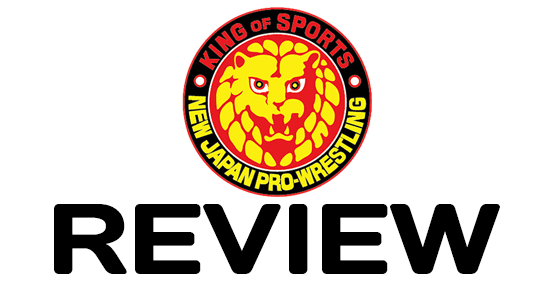 NJPW Lion's Gate Project 4 (April 13, 2017)