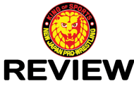 New Japan – Road To Wrestling Dontaku Review – April 27, 2016