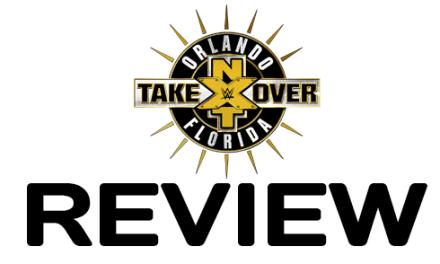 NXT Takeover: Orlando (April 1, 2017)