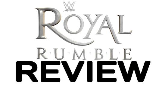 Quick Take: Royal Rumble (2016) Review