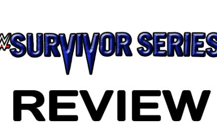 Survivor Series (2016) Review