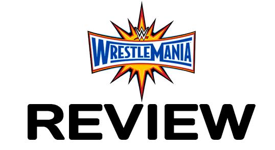 WrestleMania 33 (April 2, 2017)