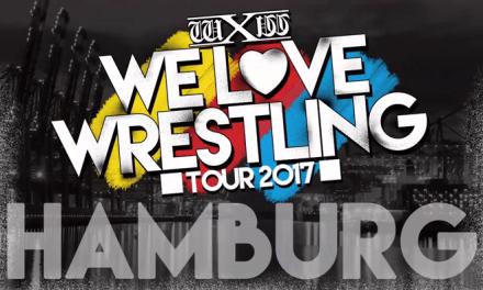 wXw We Love Wrestling: Hamburg (June 2, 2017)
