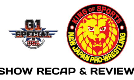 NJPW G1 Special in USA – Night One Review – July 01, 2017