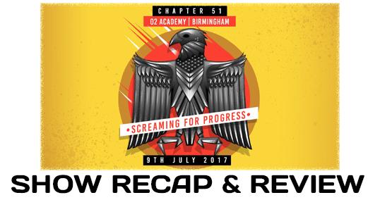 PROGRESS Chapter 51: Screaming For PROGRESS (July 9, 2017)
