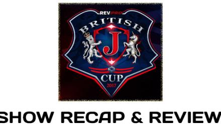 Revolution Pro Wrestling British J Cup 2017 (July 8, 2017)