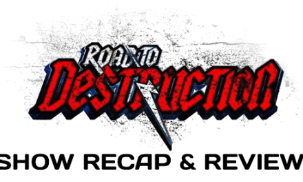NJPW Road To Destruction – Night 2 (September 7, 2017)