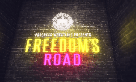 "PROGRESS – Freedom's Road – Episode 6: ""Throwing Rocks"""