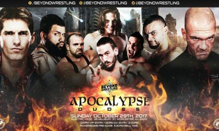 Beyond Wrestling – Apocalypse Dudes (October 29, 2017)