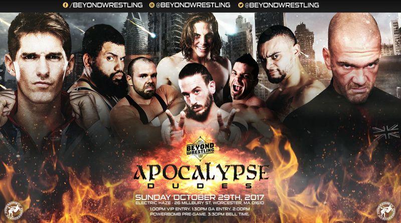 Beyond Wrestling – Apocalypse Dudes (October 29, 2017)