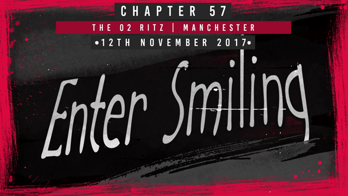 PROGRESS Chapter 57: Enter Smiling (November 12, 2017)