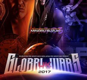 Revolution Pro Wrestling x NJPW – Global Wars UK 2017 – Night Two (November 10, 2017)
