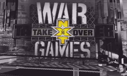 NXT Takeover: Wargames (November 18, 2017)