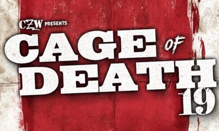 CZW Cage of Death 19 (December 9, 2017)