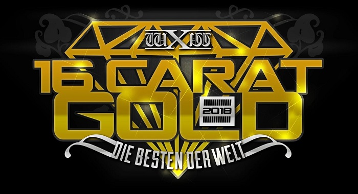 wXw 16 Carat Gold 2018 - Night Two - Live Report (March 10, 2018)