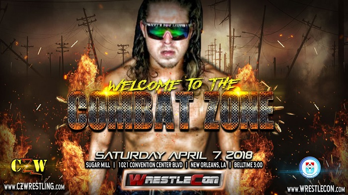 CZW Welcome To The Combat Zone (April 7, 2018