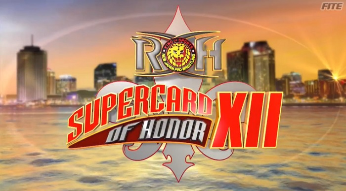 ROH Supercard of Honor XII (April 07, 2018)