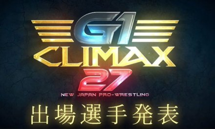 NJPW G1 Climax 27 – Day 9 Review (Block A) – July 29, 2017