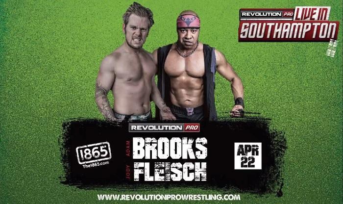 Revolution Pro Wrestling Live in Southampton 2 (April 22, 2018)