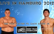 Match Review: Big Van Walter vs. Zack Sabre Jr. (wXw Hamburg, August 18, 2012)