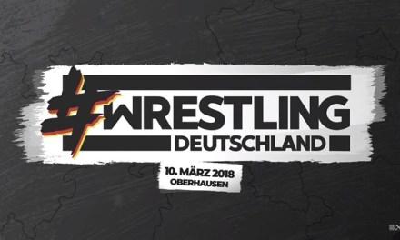 #WrestlingDeutschland (March 10, 2018)